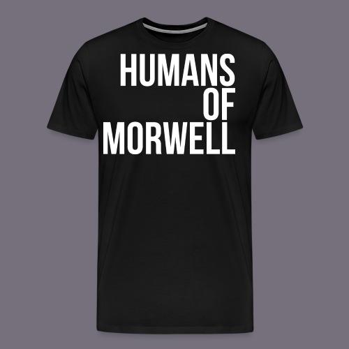 logostacked png - Men's Premium T-Shirt
