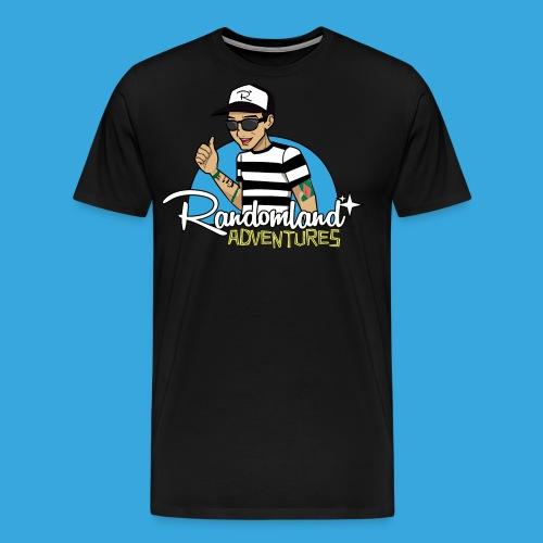 Pin Shirt - Men's Premium T-Shirt