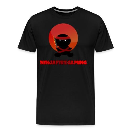 NFG Shirt Logo 2 - Men's Premium T-Shirt