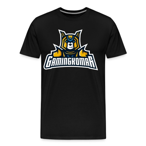 gamingkomar - Men's Premium T-Shirt