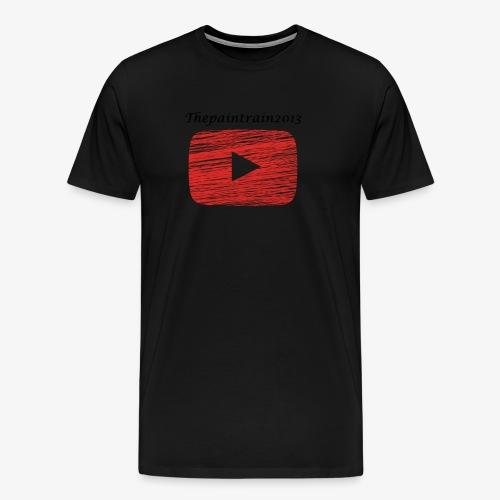 Thepaintrain2013 collection #1 - Men's Premium T-Shirt