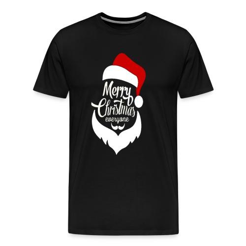 Merry Christmas Tee - Men's Premium T-Shirt