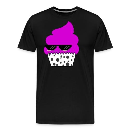 Thug Life Cupcake - Men's Premium T-Shirt