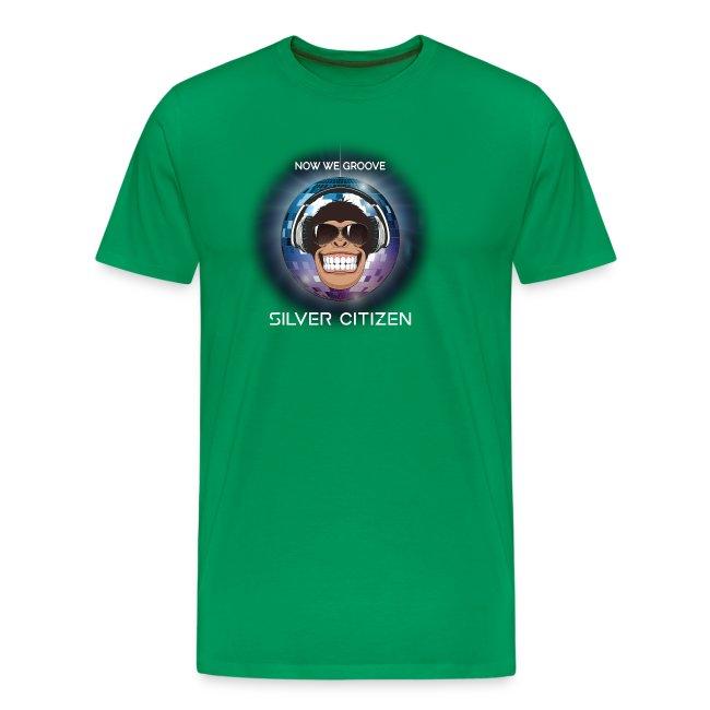 New we groove t-shirt design