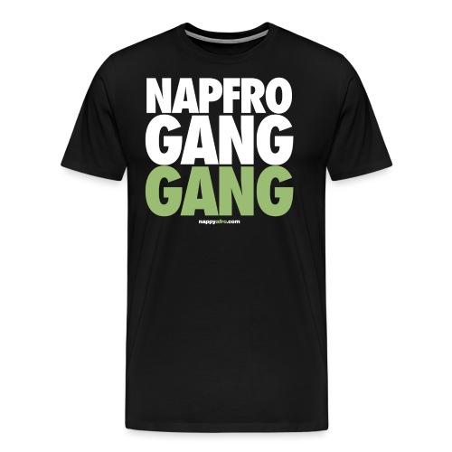 NAPFRO GANG GANG - Men's Premium T-Shirt