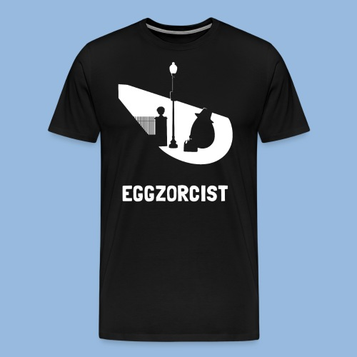 EGGZORCIST - Men's Premium T-Shirt