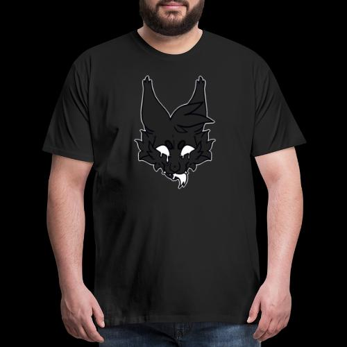 kitty candle-wax - Men's Premium T-Shirt