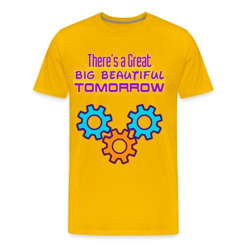 Carousel of Progress - Men's Premium T-Shirt