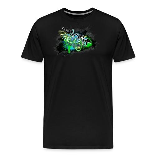 Gamer Meg TShirt Design png - Men's Premium T-Shirt