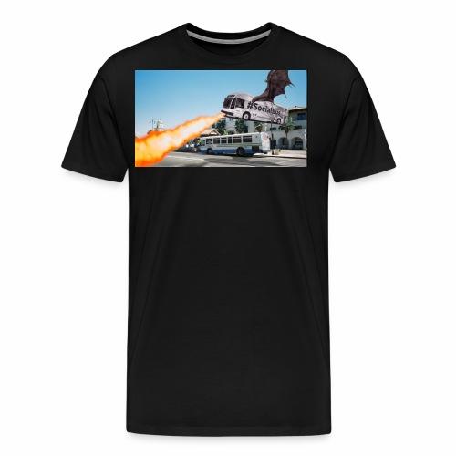 SocialBus - Men's Premium T-Shirt