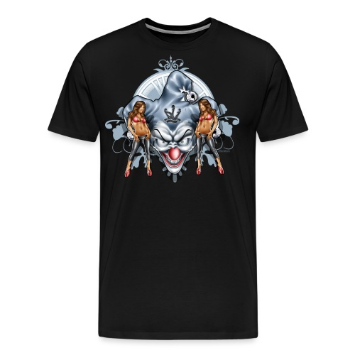 Jester by RollinLow - Men's Premium T-Shirt