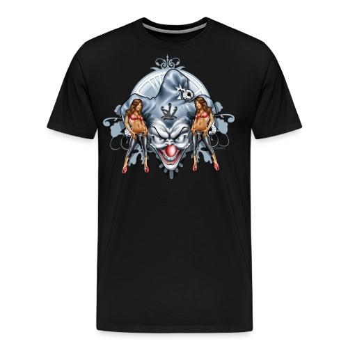 Jester by RollinLow - Men's Premium T-Shirt