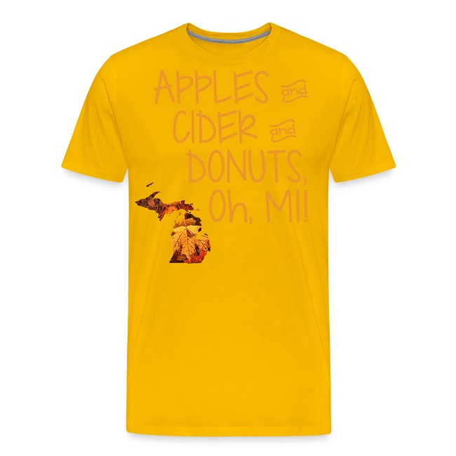 apples donuts cider oh myfw