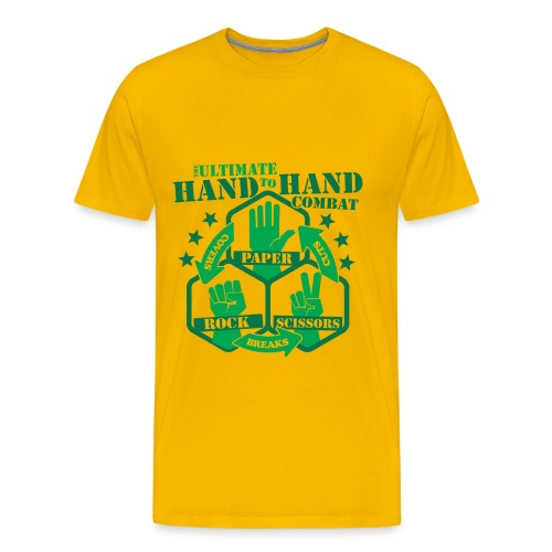 Hand to Hand Combat - Men's Premium T-Shirt