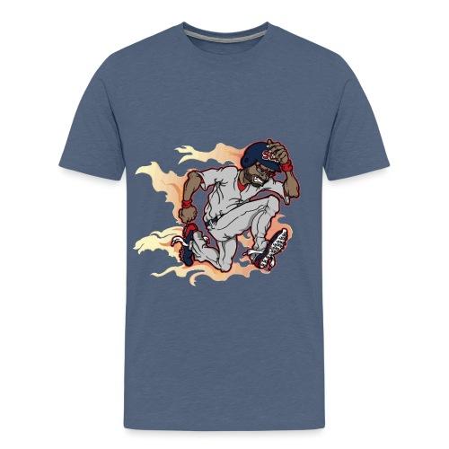 skeeter shirt - Men's Premium T-Shirt