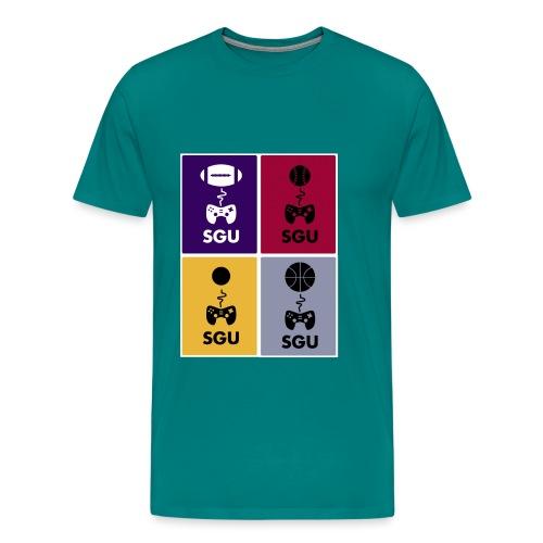 sgu icon shirt - Men's Premium T-Shirt
