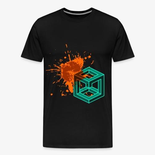 Cubisim - Men's Premium T-Shirt