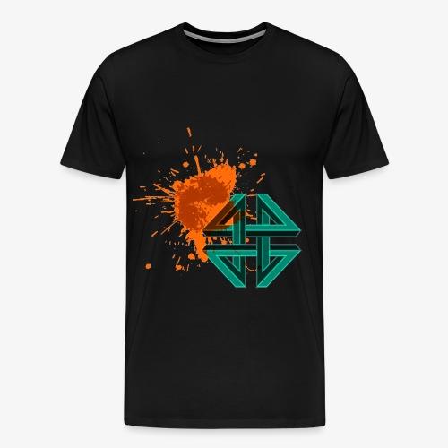 Diamond Confusion - Men's Premium T-Shirt