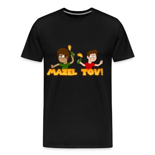 Mazel Tov - Men's Premium T-Shirt