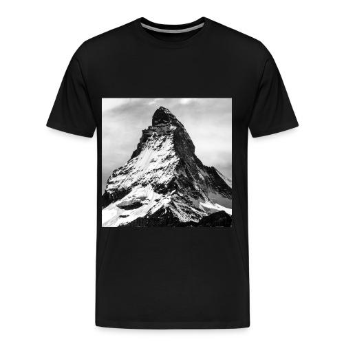 Mountain - Men's Premium T-Shirt