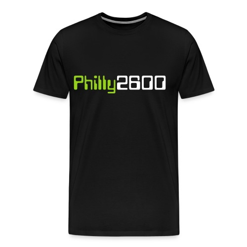 philly2600 png - Men's Premium T-Shirt