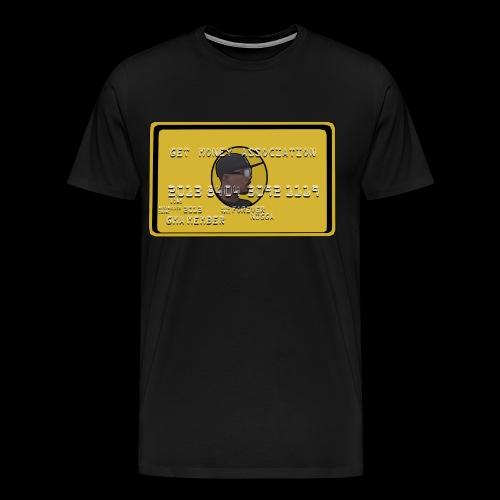 GMA converted png - Men's Premium T-Shirt