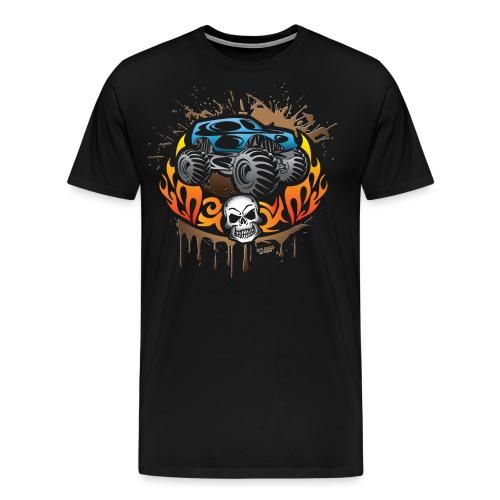 Monster Truck Shirt - Men's Premium T-Shirt