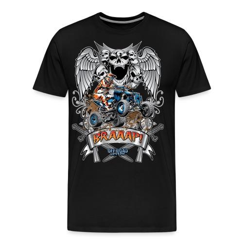 Offroad Styles Quad Shirt - Men's Premium T-Shirt