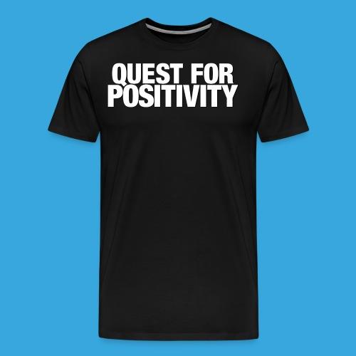 Quest for Positivity Q4P - Men's Premium T-Shirt