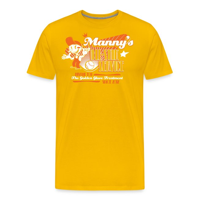 BSHU VINTAGE Mannys