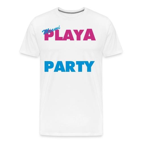 MIAMI MOTTO - Men's Premium T-Shirt