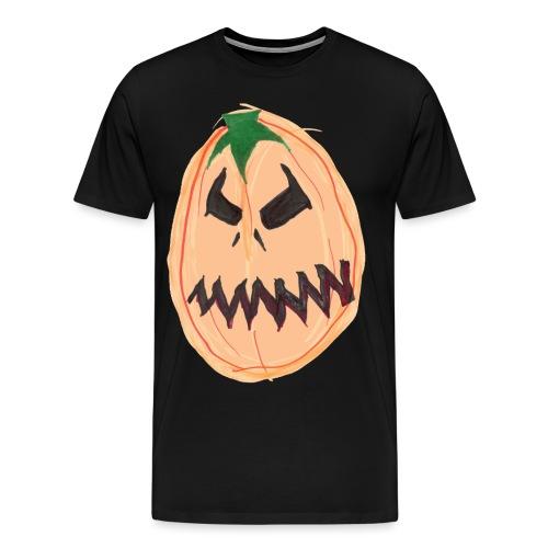 LTM Pumpkin 2529x3500 png - Men's Premium T-Shirt