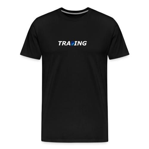 Internet Trapping - Men's Premium T-Shirt