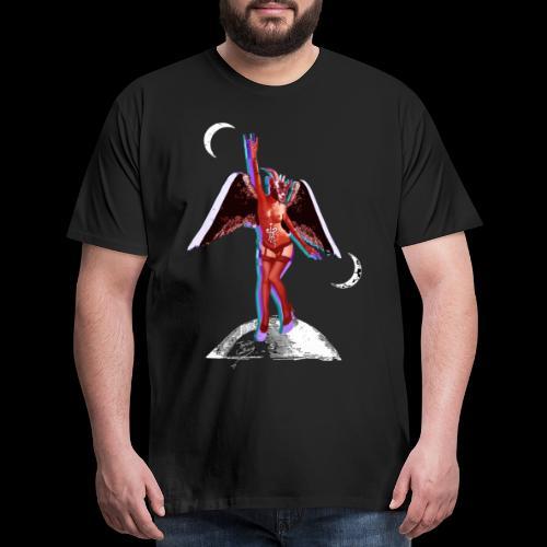 Modern Baphomet - Men's Premium T-Shirt