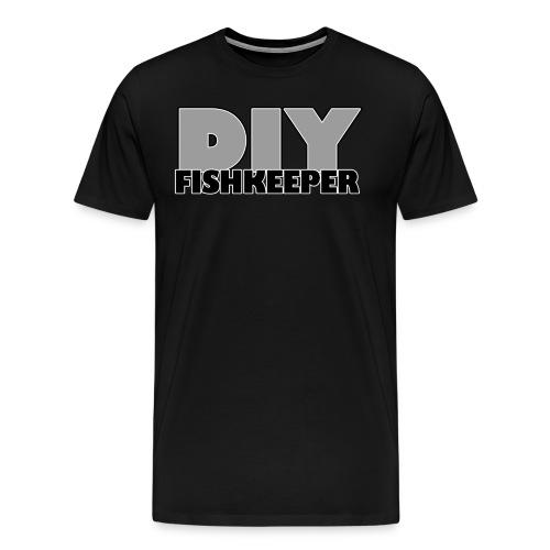 diyfishkeeper png - Men's Premium T-Shirt
