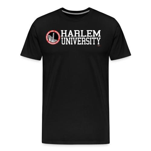 harlem u - Men's Premium T-Shirt
