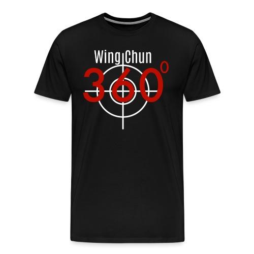 Wing Chun 360 shirt png - Men's Premium T-Shirt