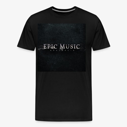 Epic Music Australia Logo - Men's Premium T-Shirt