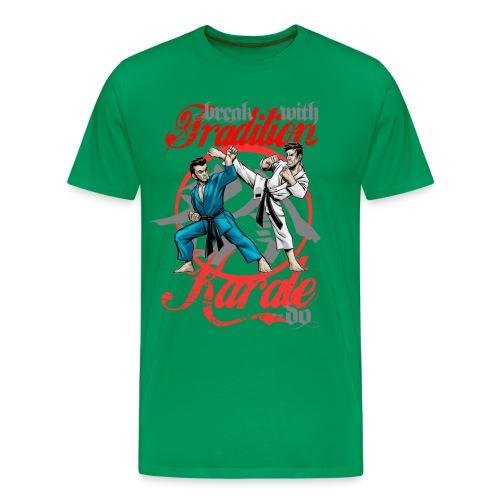 Karate-Do Break - Men's Premium T-Shirt