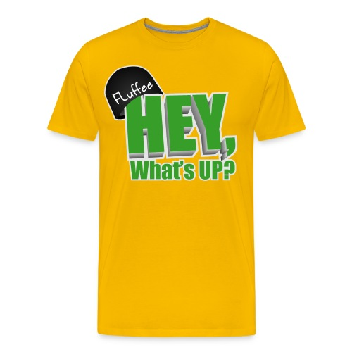 smoove bright green - Men's Premium T-Shirt
