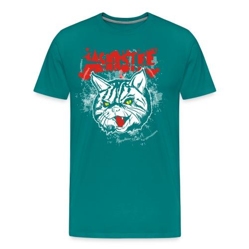 catshirt - Men's Premium T-Shirt