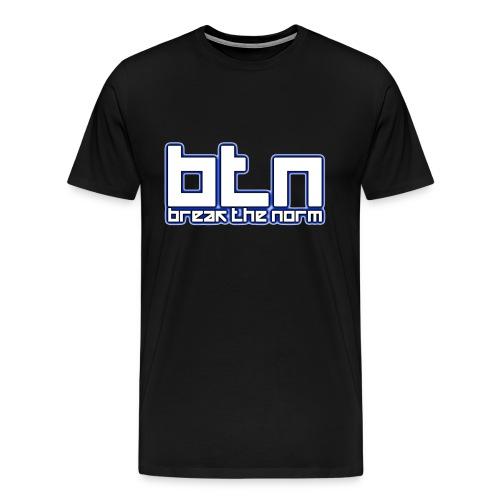 btnblue - Men's Premium T-Shirt