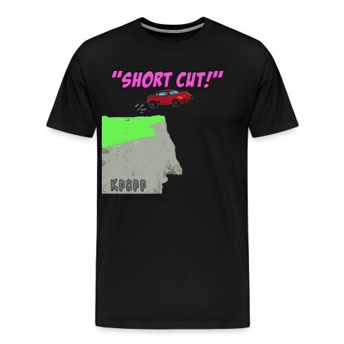 shortcut - Men's Premium T-Shirt