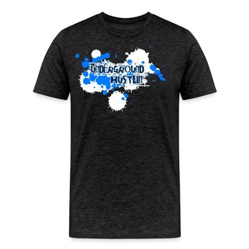 ughretro1tee - Men's Premium T-Shirt