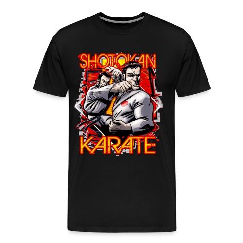 Shotokan Karate - Men's Premium T-Shirt