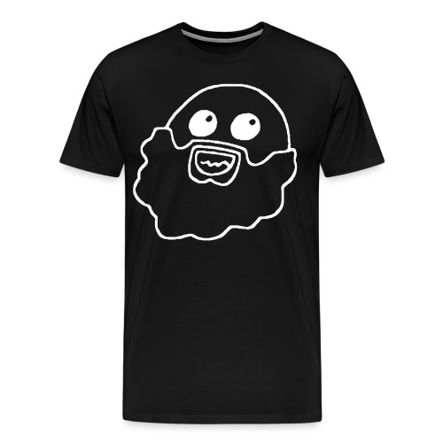 CKFaceWhite - Men's Premium T-Shirt