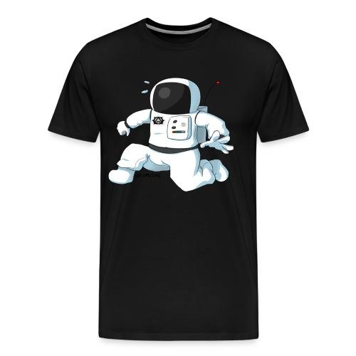 ASTRONAUT XXI - Men's Premium T-Shirt