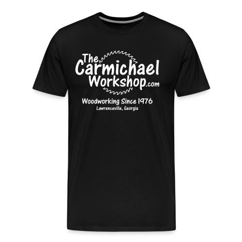 The Carmichael Workshop - Men's Premium T-Shirt