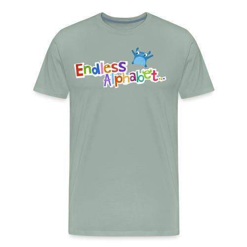Endless Alphabet Gear - Men's Premium T-Shirt