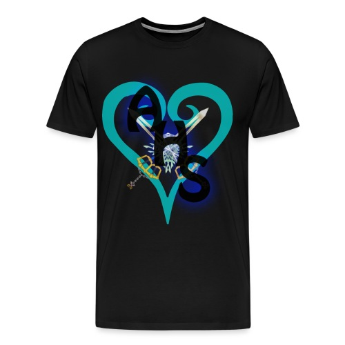 AntiHeroSora Logo - Men's Premium T-Shirt